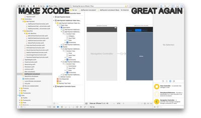 Image of Sunday is another good day to fix the Xcode